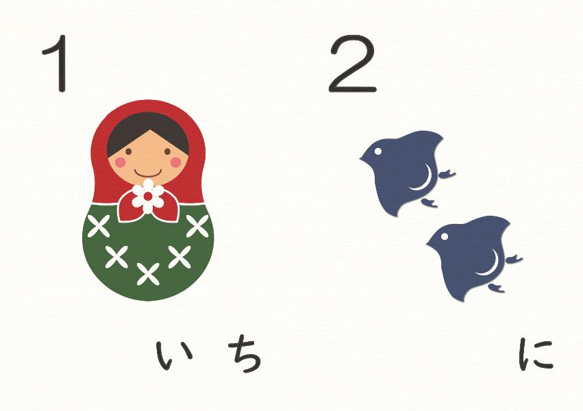 すうじ1-2