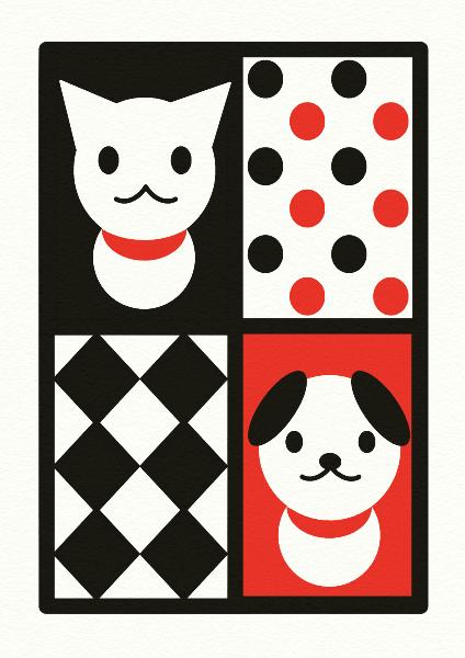 white-black-red