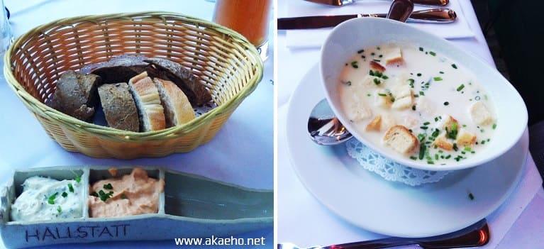 ハルシュタット-レストラン