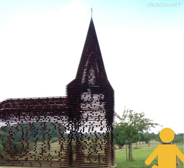 ボルフローン-透明な教会