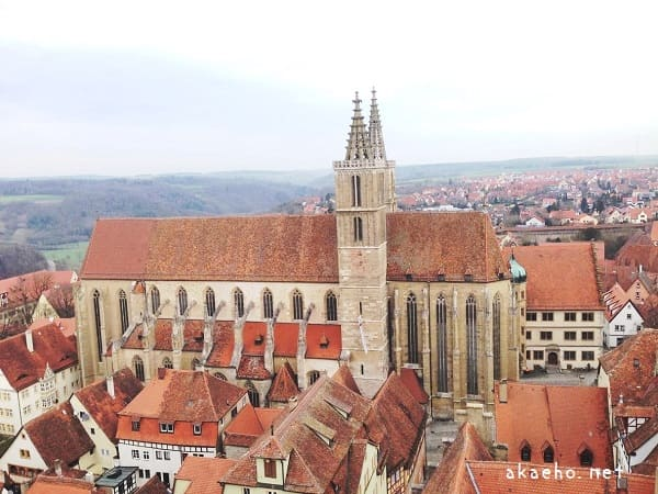 ローテンブルク 聖ヤコブ教会