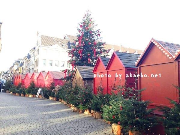 ドイツ デュッセルドルフ クリスマスマルクト