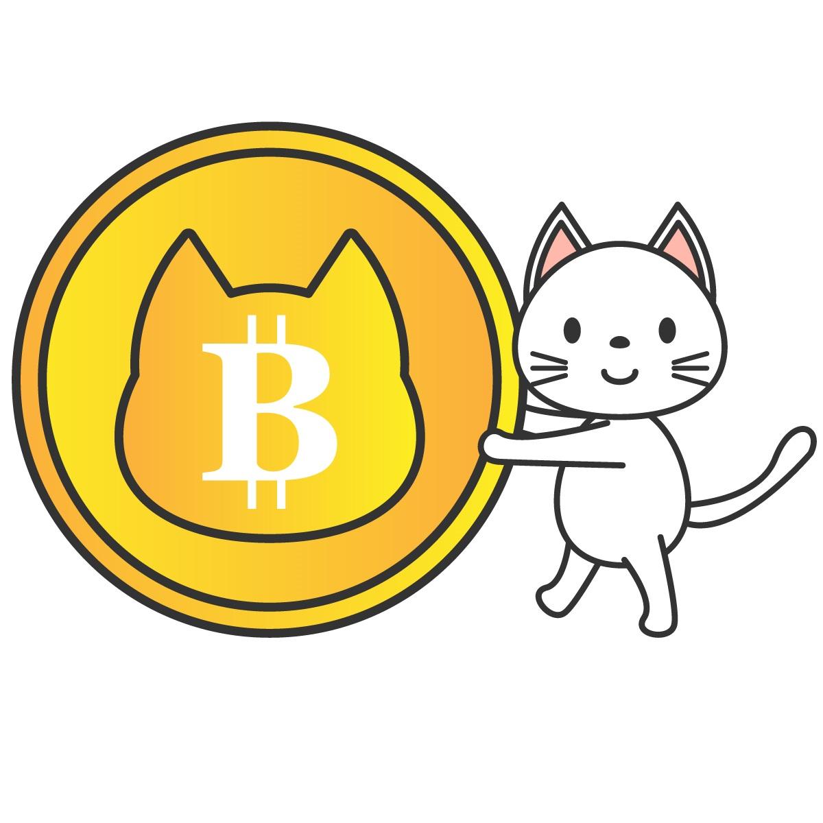 猫に仮想通貨